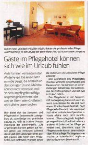 Ludwigsburger Kreiszeitung vom 3. November 2012