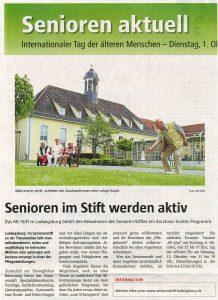 Ludwigsburger Wochenblatt vom 26. September 2013