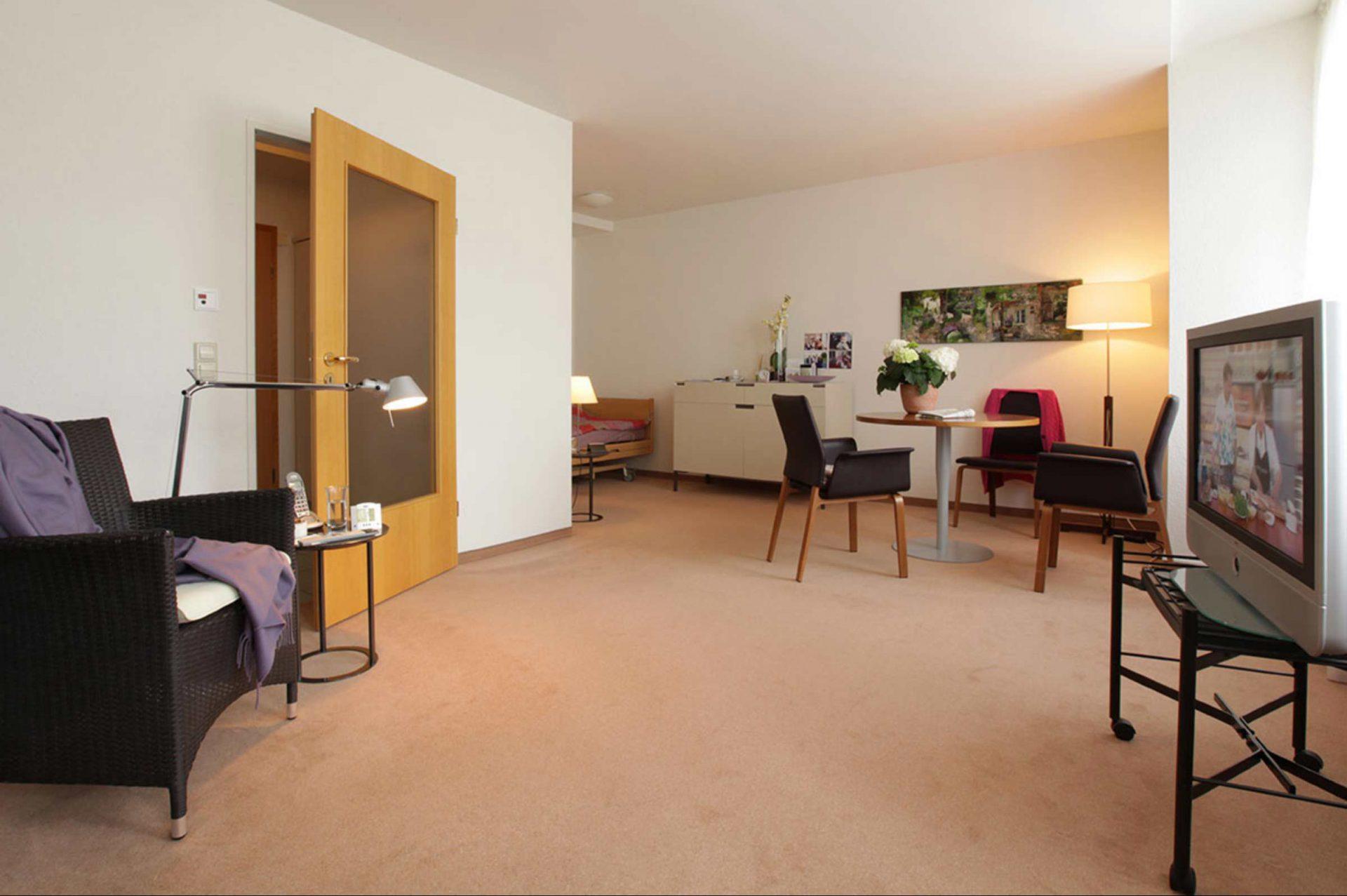 Unser Haus - Seniorenstift Ludwigsburg