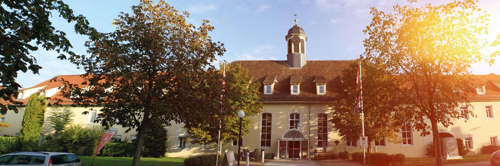 Willkommen im Seniorenstift Ludwigsburg